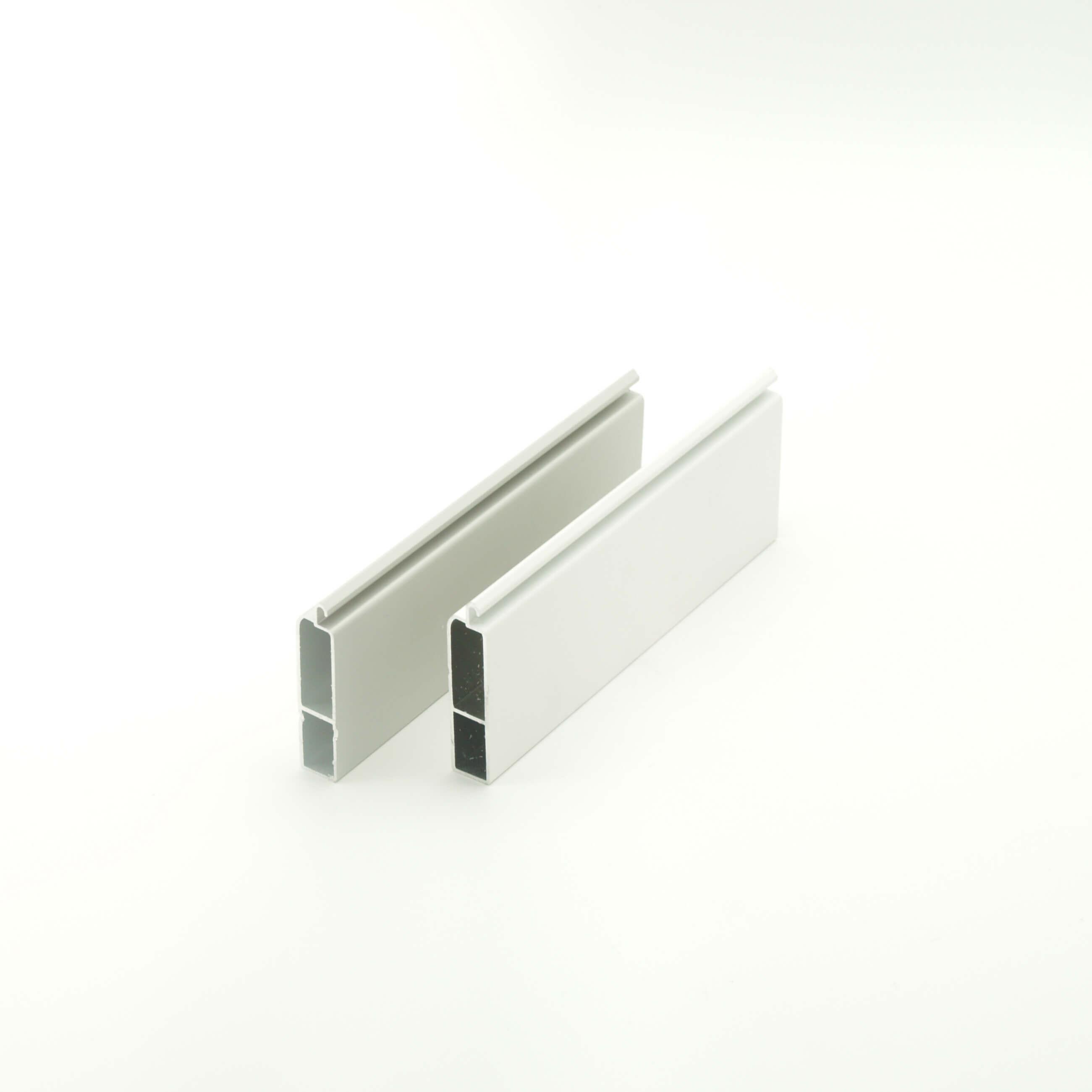 Aluminium Hohlkammer Endleiste