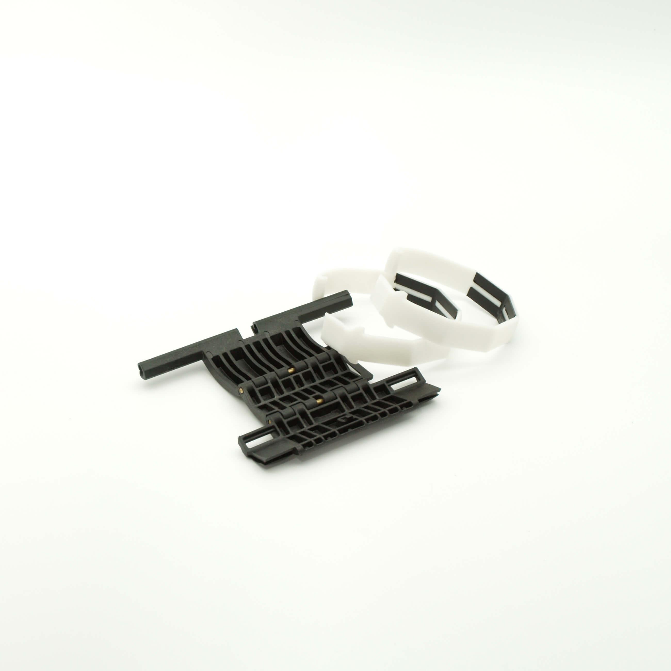 Clip-Verbinder mit Montagering